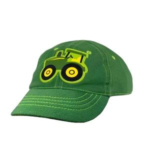 Child's John Deere hat